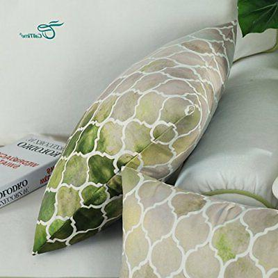 Pack Cozy Throw Cases Covers Couch Sofa,