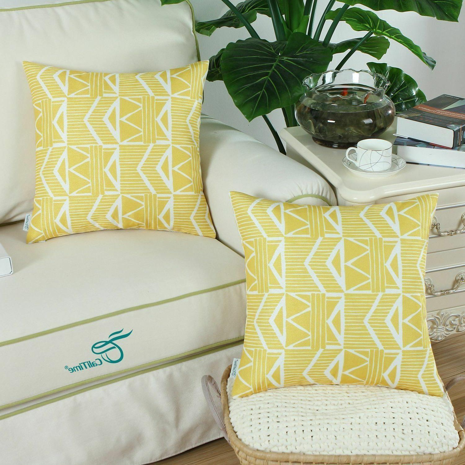 Throw Pillow Pack of 2