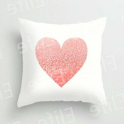 Artificial cushion cover throw case sofa Decor