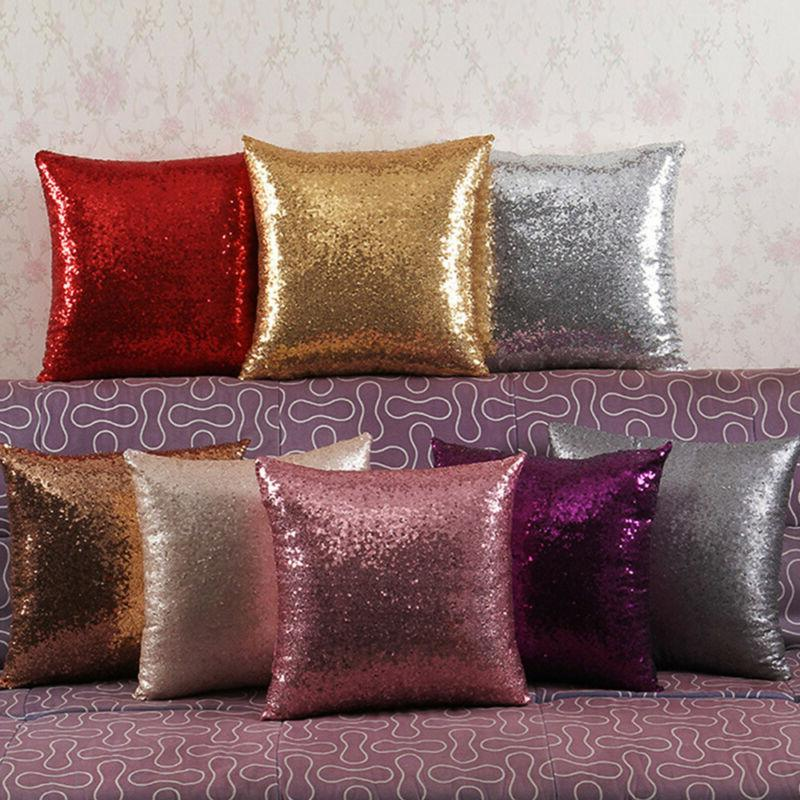 Bling Sequins Throw Cover