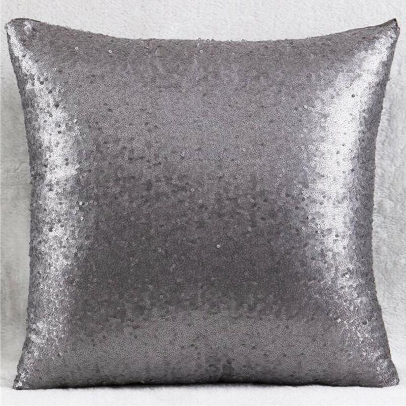 Bling Throw Pillow Cover Sofa