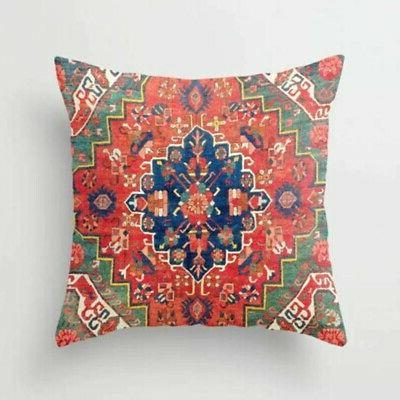 Bohemian Pillow Case Covers Home