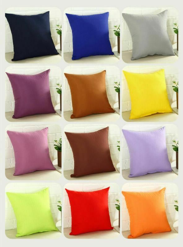 Candy Pillow Car Cushion Case 20""