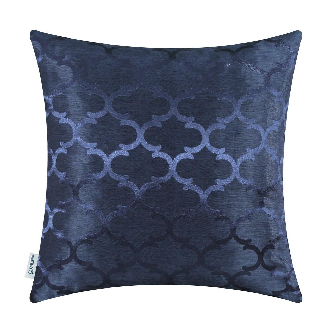 CaliTime Accent Reversible Pillows