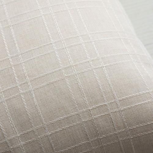 Kevin Textile Checkered Weaving Cotton Decorative Square Throw Cushion for