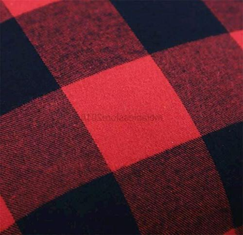 4TH Red Plaid Case