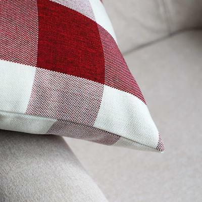 4TH Pillow Covers Red