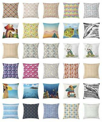 colorful design throw pillow cases cushion covers