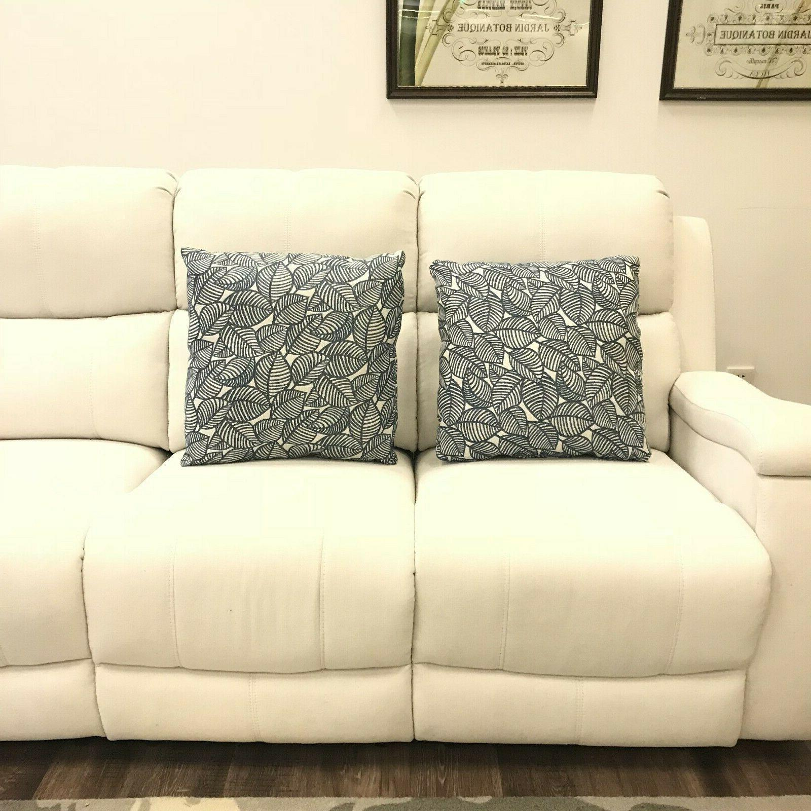 Cotton Pillow Sofa