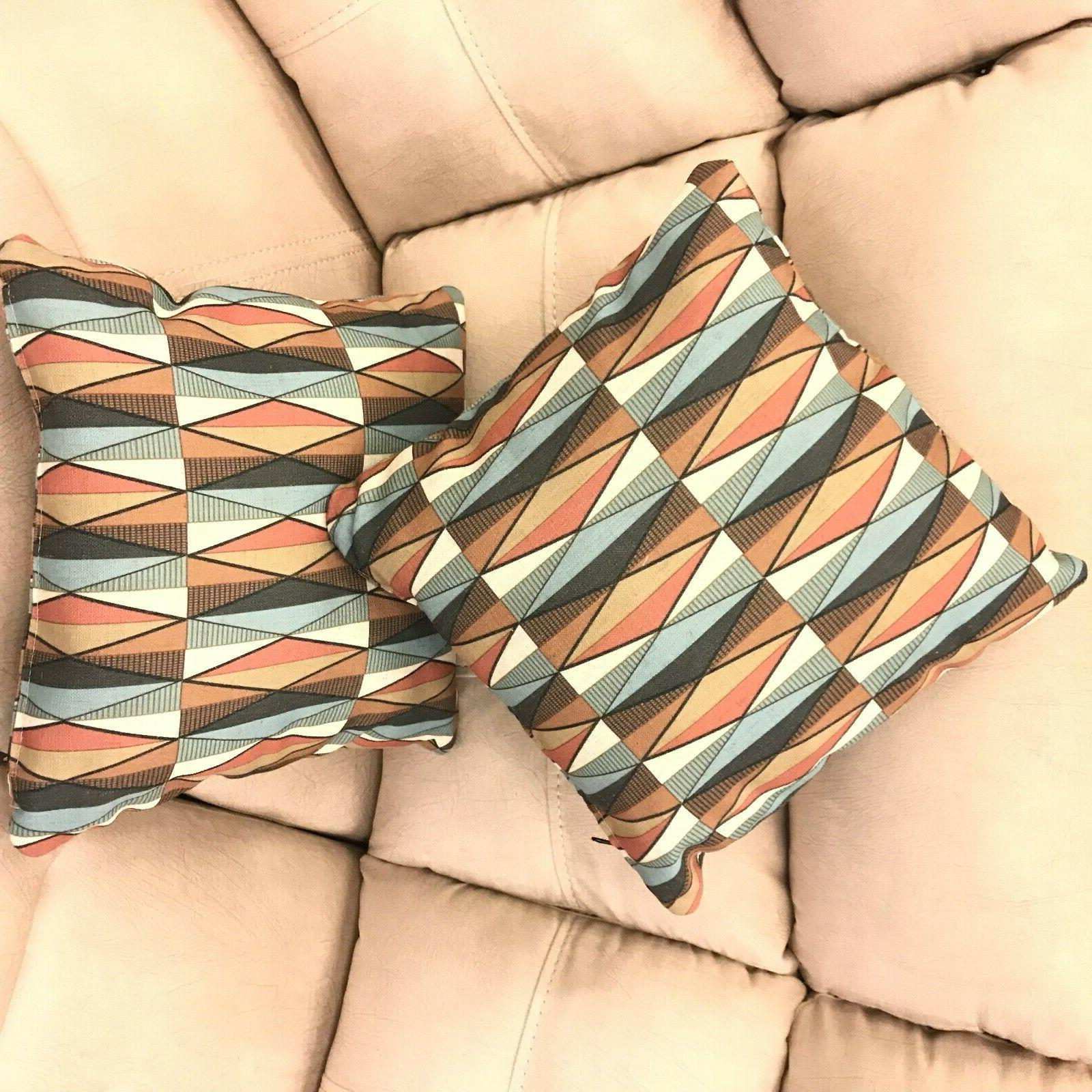 Cotton Pillow Case Sofa Cushion