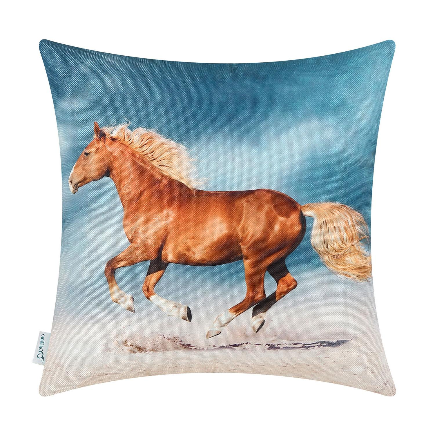 CaliTime Pillow Cases Cover Wild