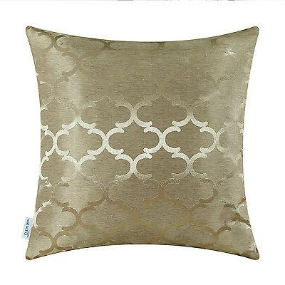 Cushion Covers Case Cover Chains Geo 20X20""