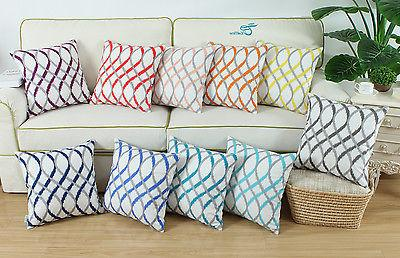 cushion covers throw pillow cover cases two