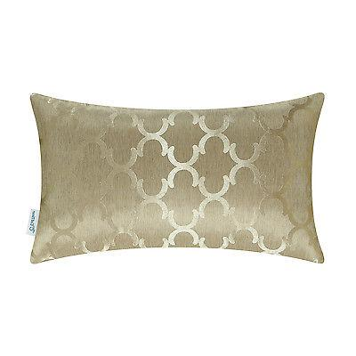 CaliTime Covers Pillows Shell Chains Geo Reversible