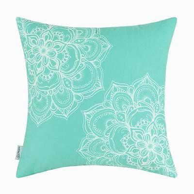 CaliTime Pillows Covers Soft Fleece