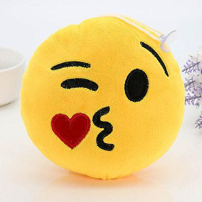 Cute Emoticon Poo Pillow Toy Throw Pillow Gift