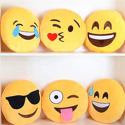 Cute Emoticon Poo Shape Pillow Toy Throw Gift