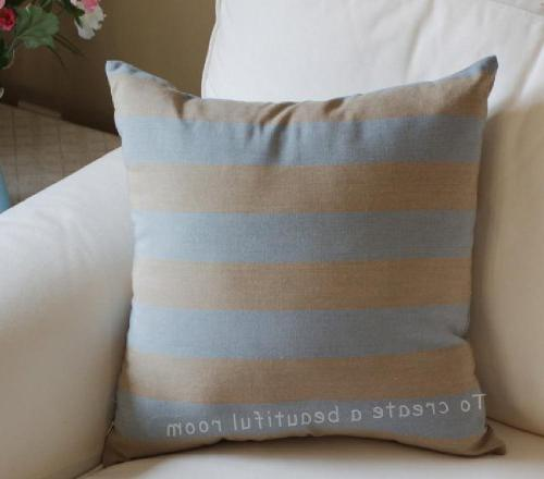 """Cotton /Pillow Colors 4 Sizes, Blue, Yellow, Brown, 12"""" x 18"""", 18"""" 18"""", 22"""" 22"""" 26"""" 18"""" 18"""", Blue, Yellow"""
