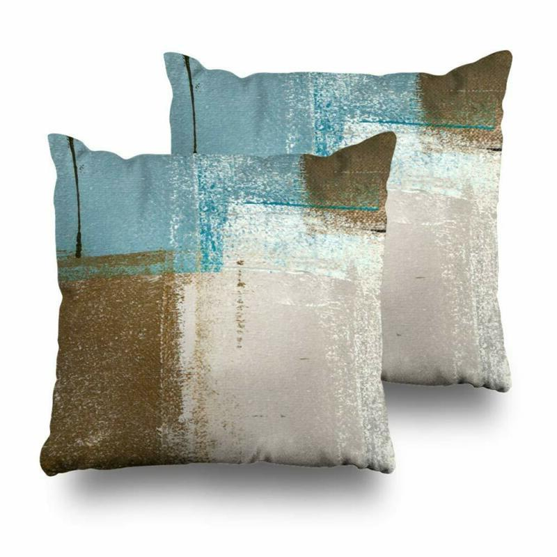 DECORATIVE CASE PILLOWS COUCH