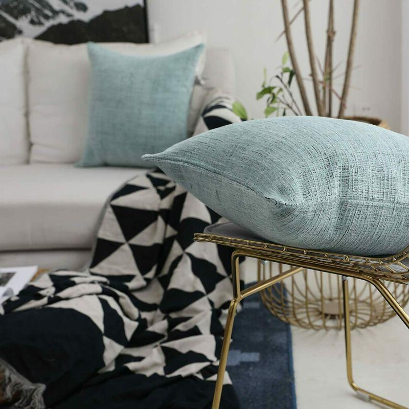 """Home Brilliant Decorative Pillow Covers Throw 18"""""""