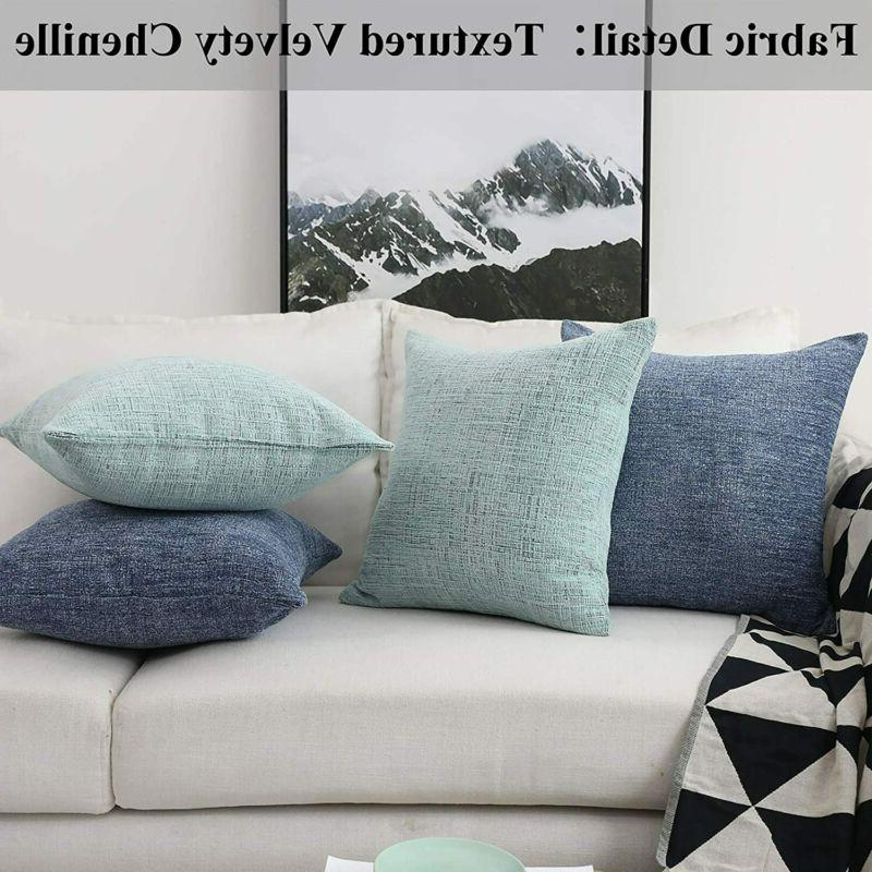 """Home Decorative Covers for Couch Throw 18"""""""