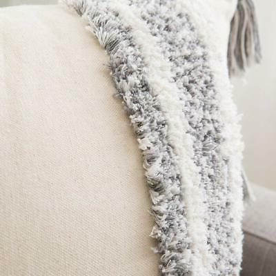 MIULEE Throw Pillow Cover Tufted