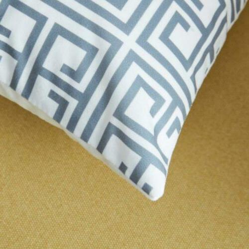 Top Finel Throw Pillow Covers Soft Outdoor Cushion