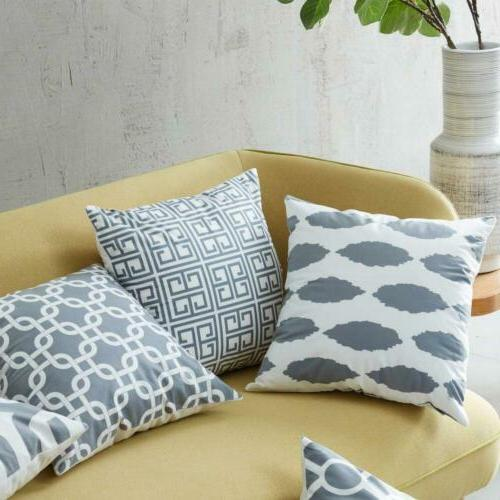 Top Finel Pillow Covers Soft Outdoor