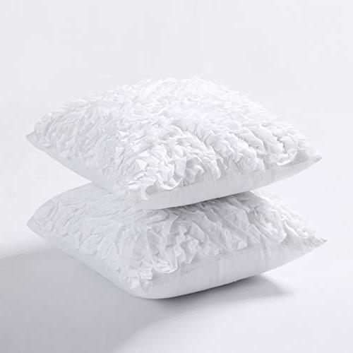 MoMA Decorative Throw Pillow Covers Cover Sham White Throw Pillow - Decorative Sofa Pillow - Decorative Pillowcase White -