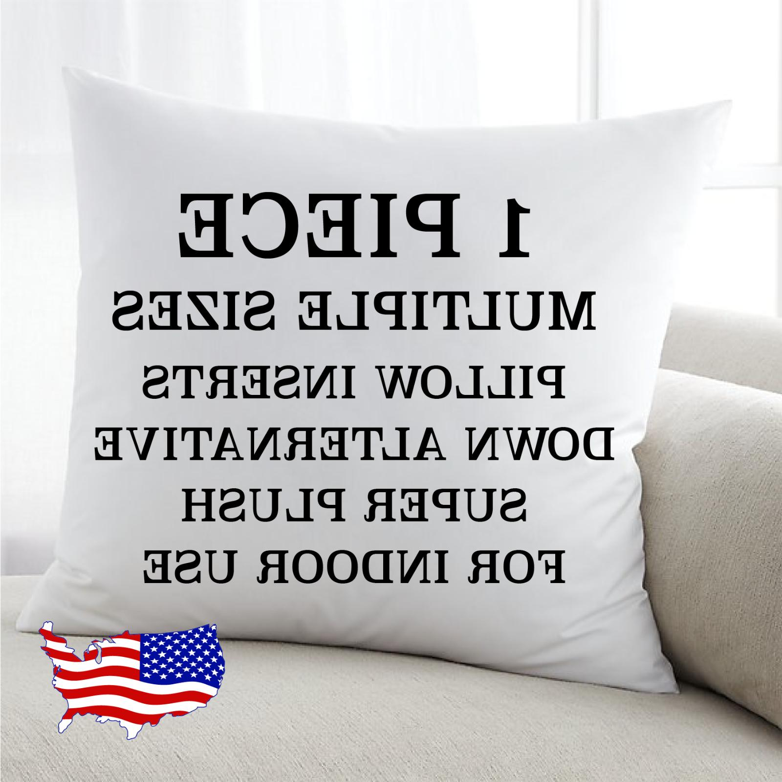 discount pillow inserts euro throw pillow form