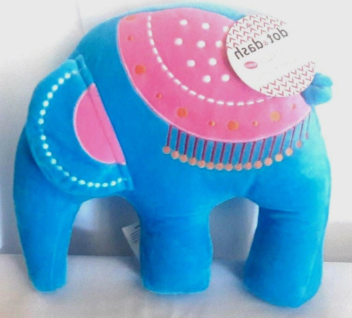 elephant shape throw pillows kids gift decoration