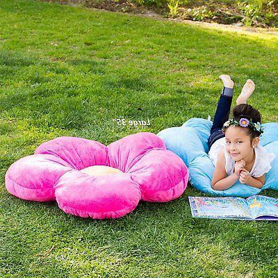 Flower for Kids Girls Pillow