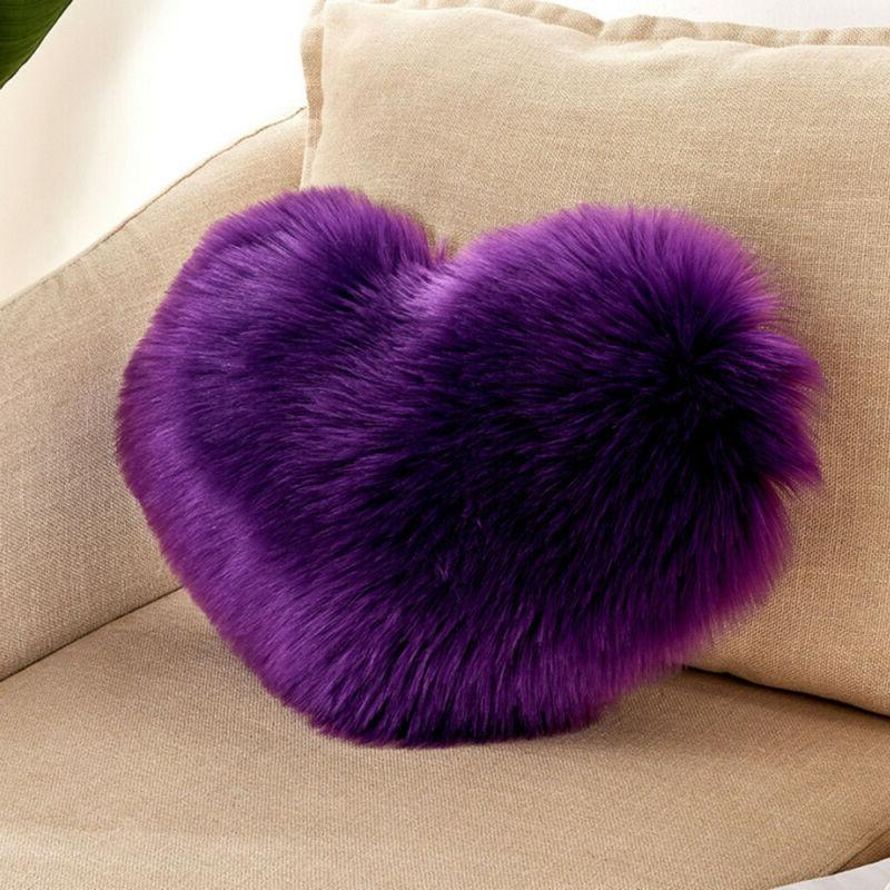 Solid Shaped Pillow Cushion Gift Home Sofa