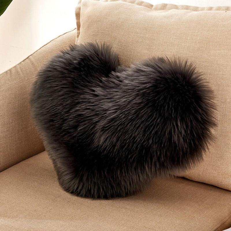 New Heart Throw Pillow Pillows Home Sofa Decoration