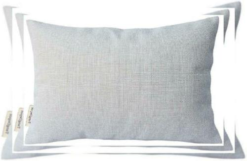 heavy lined linen cushion cover throw 12