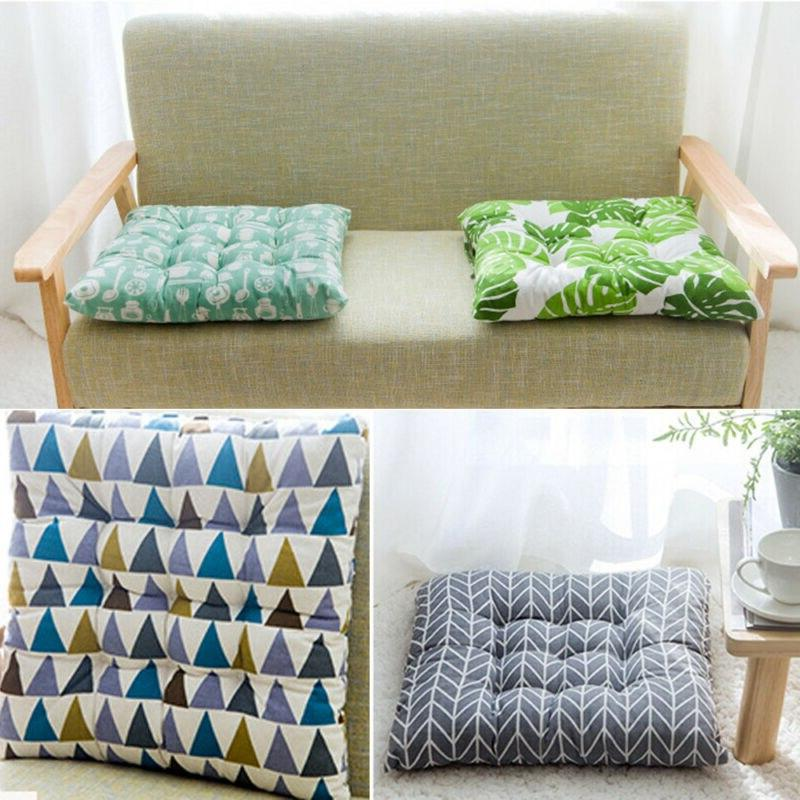 Indoor Home Chair Mat Pad Dining Office Soft Seat Pads Tie Chair Modern <font><b>Pillow</b></font>
