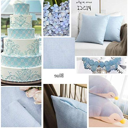 HOME Linen 2 Covers x Blue