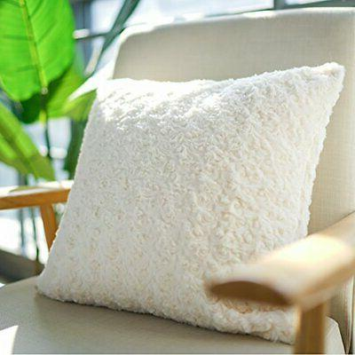 Faux Fur Throw Covers