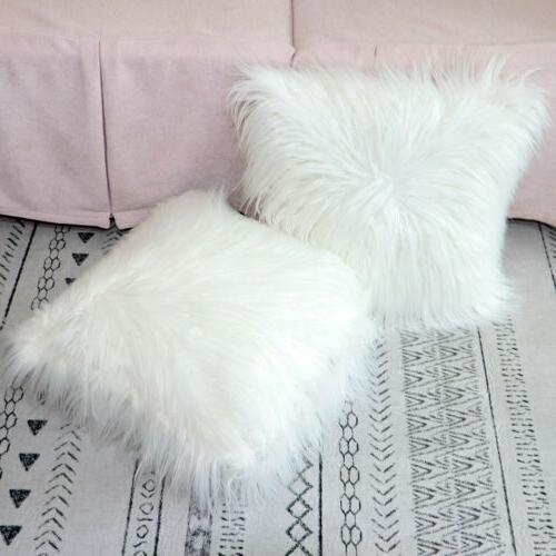 Luxury Series Throw Covers Cushion for Home Bed