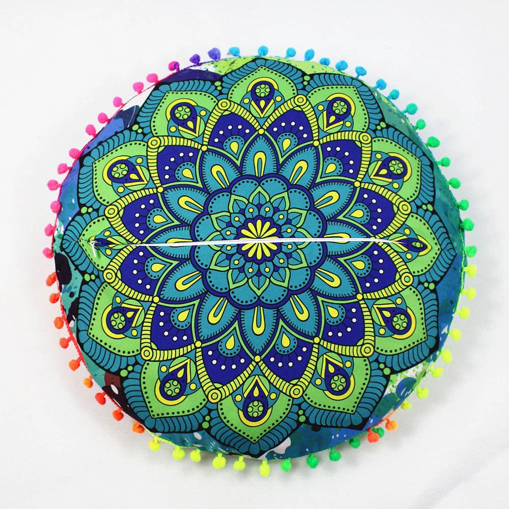 Mandala Cases Tapestry Cushion Covers
