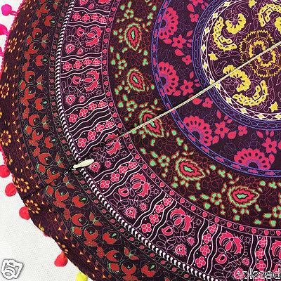 New Round Pillow Seat Cover