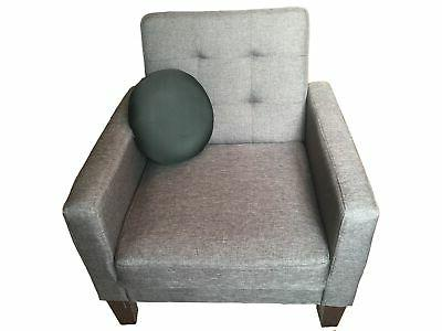 Microbead Throw Pillow Removable Sofa Bed