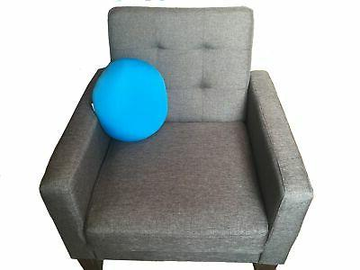 Microbead Circle Removable Sofa Chair Couch