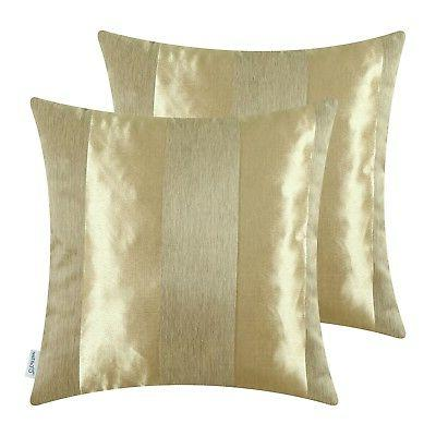 CaliTime of 2 Cushion 18""