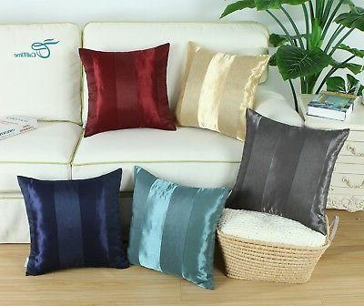 pack of 2 cushion covers throw pillows