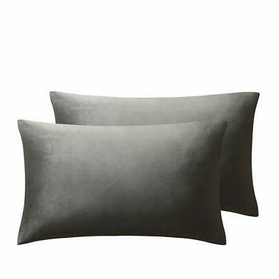 Pack Decorative Throw Covers Cases Couch Bed Sofa