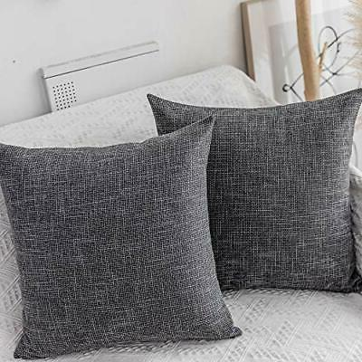 pillow covers decorative throw pillow covers linen