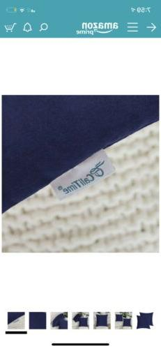 calitime Soft Velvety Faux Cashmere 2 L18