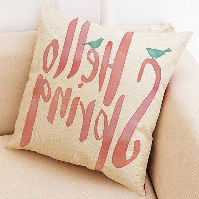 Pillow Throw Covers Home