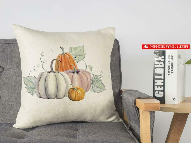 4Th Pillow Halloween Case Inch Cotto